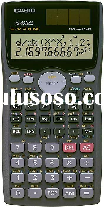 Casio FX-991 MS Scientific Calculator