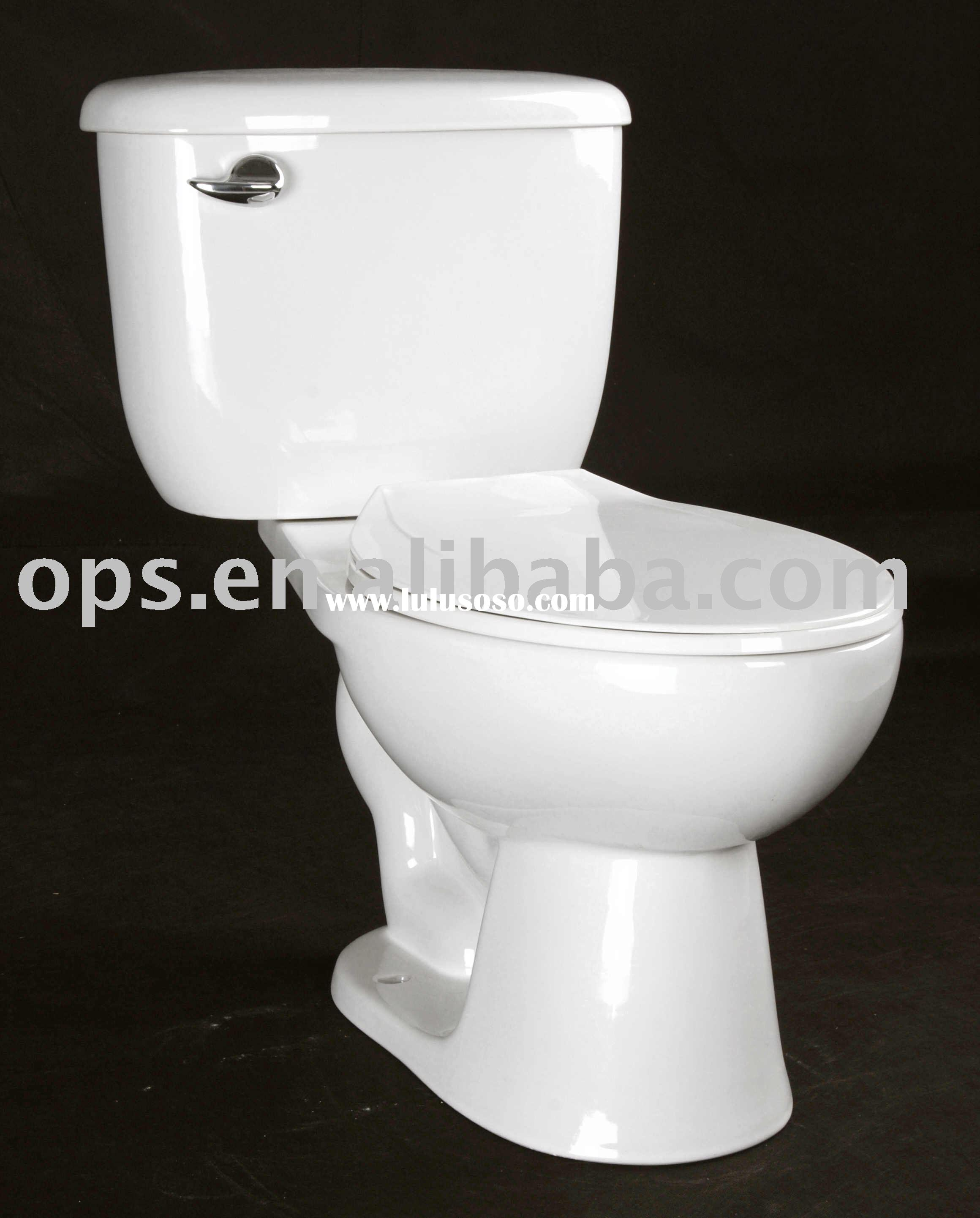 Ceramic Two-Piece Toilet, UPC & cUPC Certified (T/X-6810En)