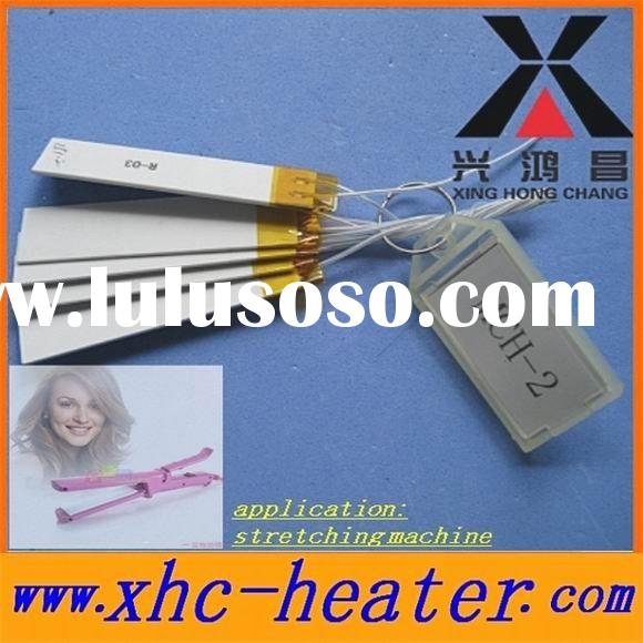 Ceramic heating element, electric heaters