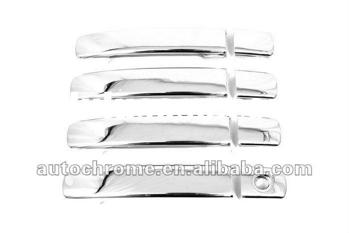 Chrome Door Handle Cover - for Nissan Qashqai / Dualis