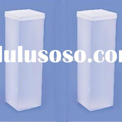 Clear Plastic Cracker Containers