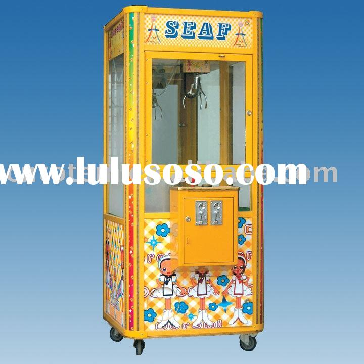 Coin Operated Toy Vending Game machine