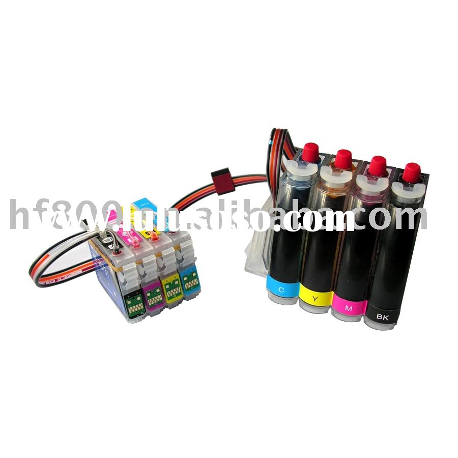 Continuous Ink Supply System (CISS) for Epson Artisan 600 700 710 800 etc