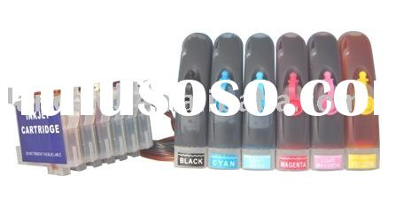 Continuous ink supply system(CISS) T0771-776 for EPSON Stylus Photo R260/R380/RX580