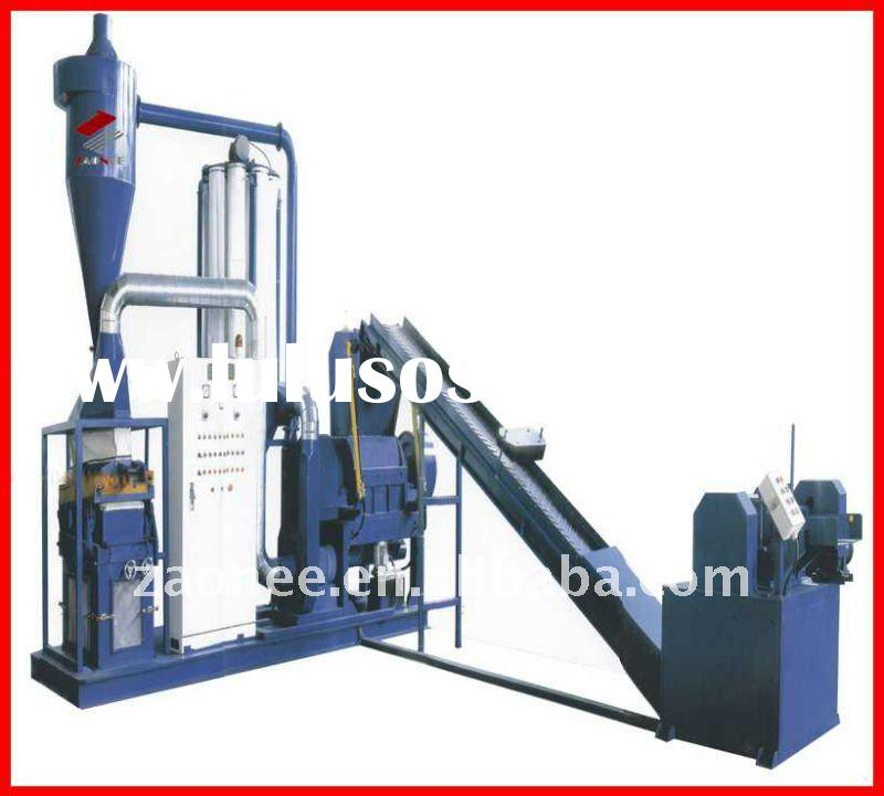 Copper Granulator Cable Wire Recycling Machine