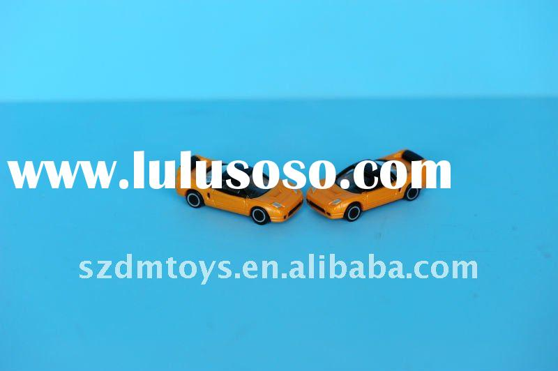 Custom ABS plastic mini car toys