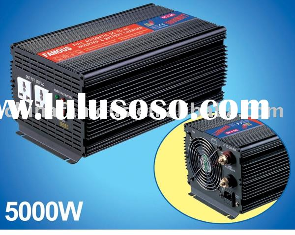 DC/AC POWER INVERTER WITH AUTO SWITCH