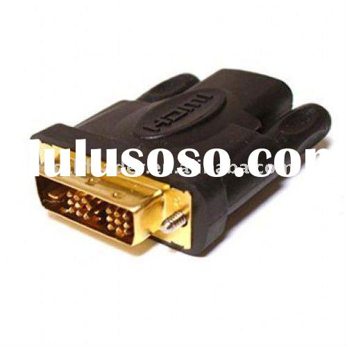 DVI-D Single Link Male to HDMI Adapter Female