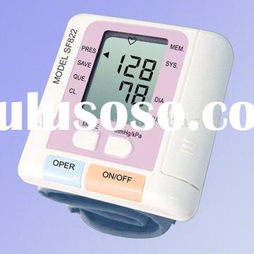 Digital Wrist Blood Pressure Meter SF822