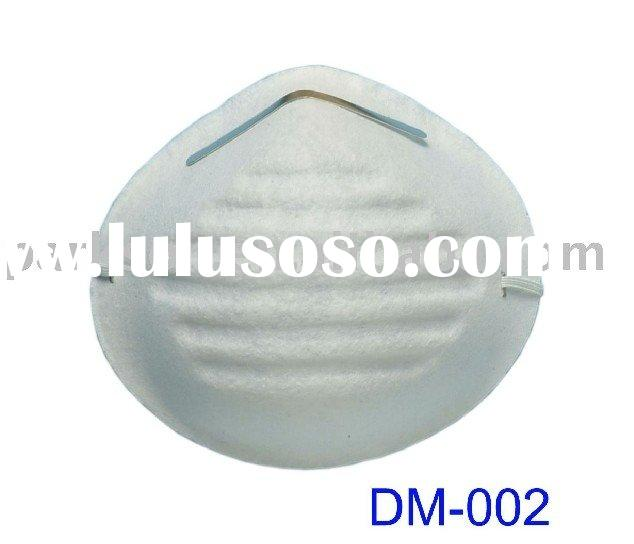 Disposable Mask, Dust Mask, Safety Mask