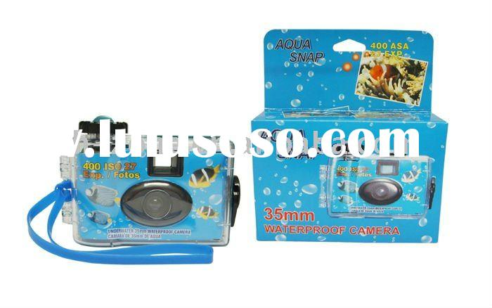 Disposable underwater camera,Disposable waterproof camera