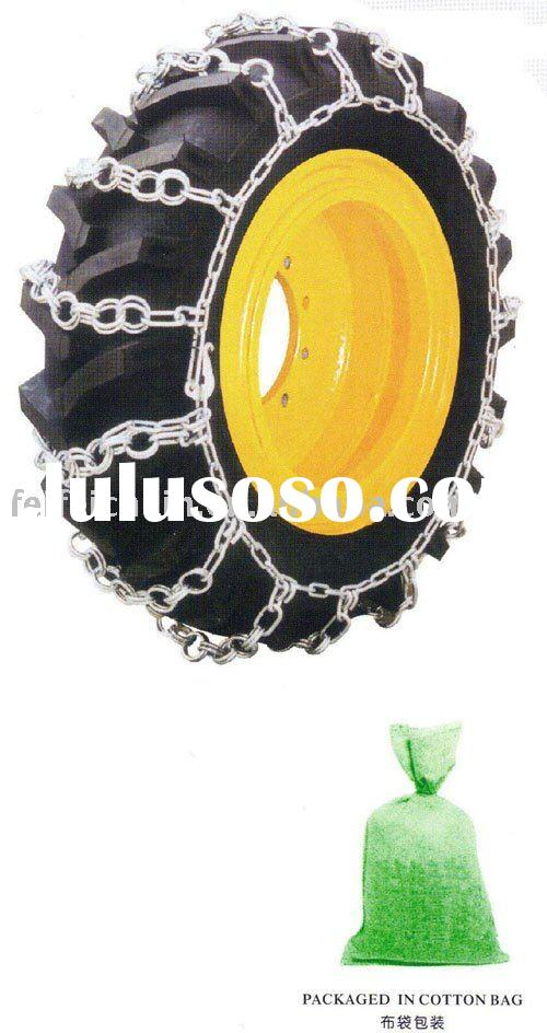Farm Tractor Chains : Used farm tractor tire chains
