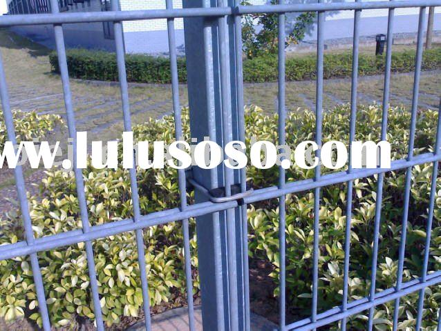 Double Wire Panel Fence