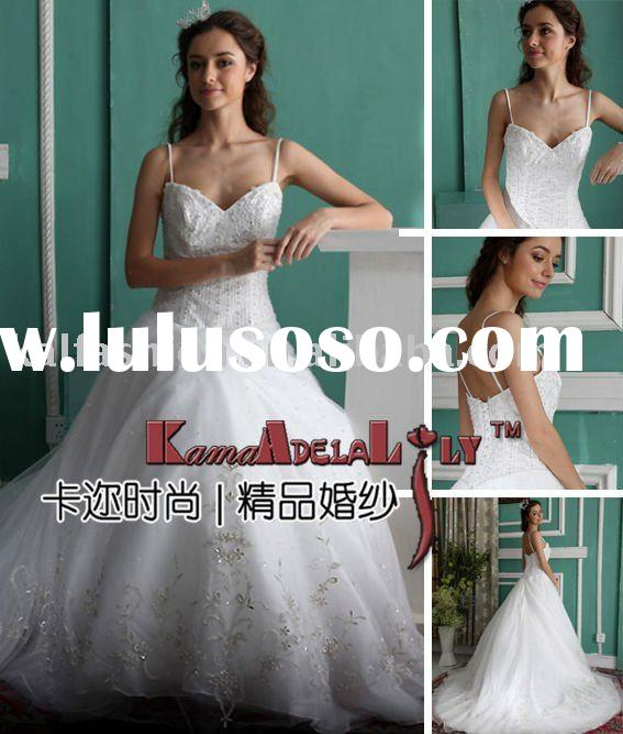 EB888 Crystal mesh sweetheart neckline ball gown fairytale wedding dress victorian wedding gowns bri