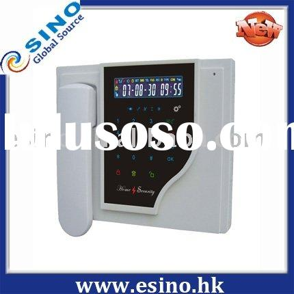ES-G70/GSM alarm system/ Send alarm SMS/Send SMS to 3 preset mobile numbers/two-way communication