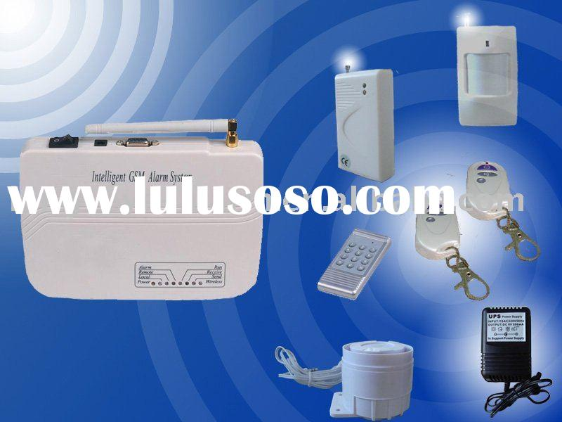 Economic wireless house SMS alarm security systems
