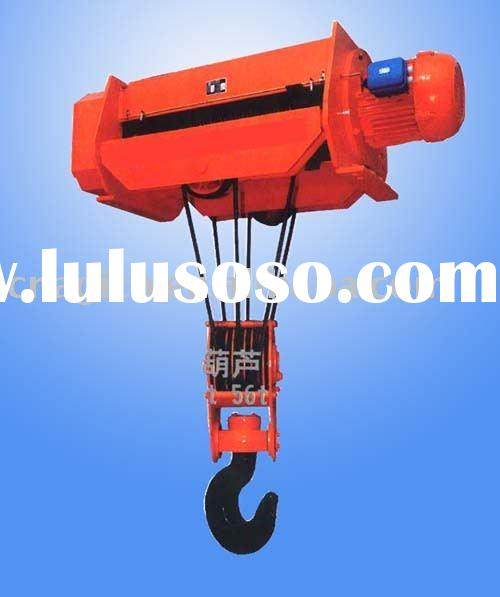 Electric Hoist,Wrie Rope Electric Hoist ,Electric Cable Hoist
