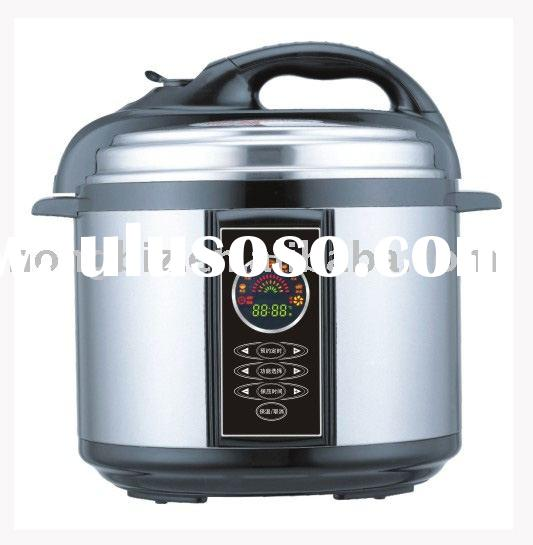 Electric pressure cooker POVOS
