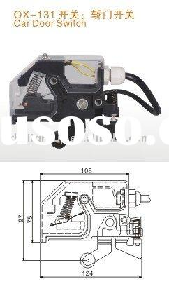 Elevator Spare Parts , lift Car Door switch