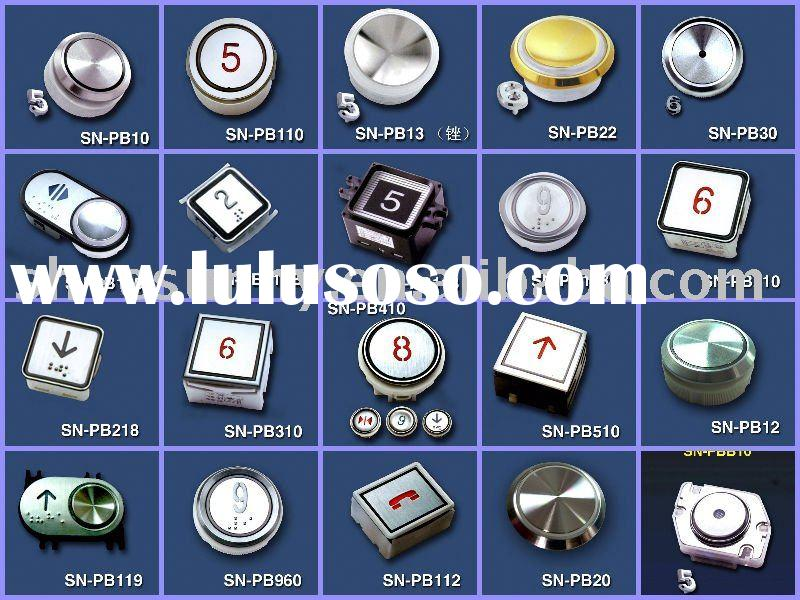 Elevator parts: elevator button/high quality competitive price