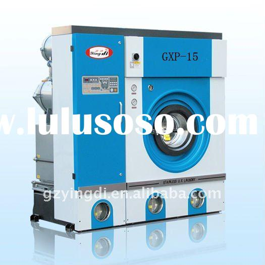 union dry cleaning machine manual