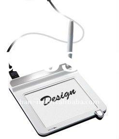 Erasable memo pad with usb hub