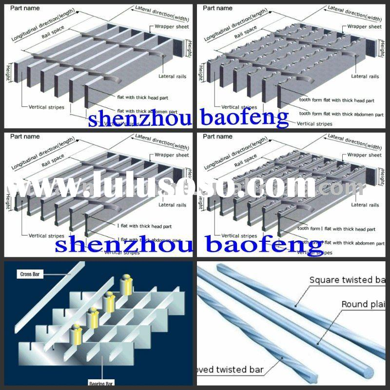 Factory Price Steel Grating