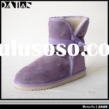 Fashion Women's Fur Boots