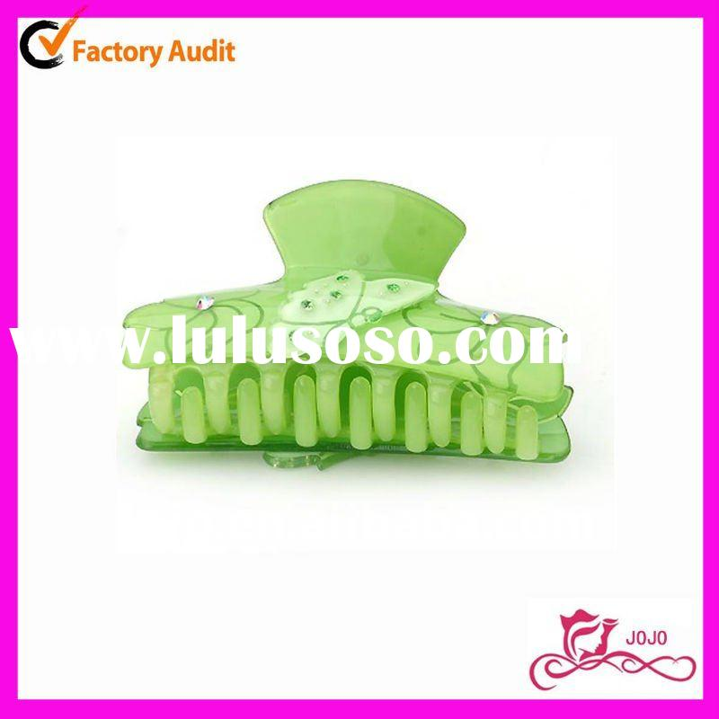 Fashion acrylic hair claw