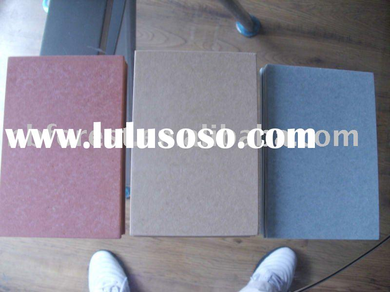 Fire proof water resistance Fiber Cement Board Wall Panel Interior Exterior Wall Roofing Ceiling Non