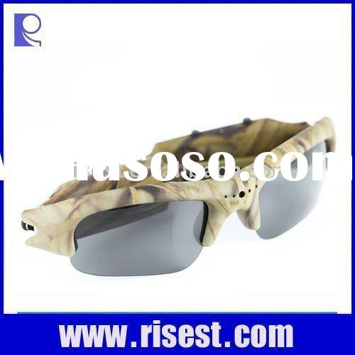 Fishing and Hunting 720P Video Camera Glasses in Realtree Camo