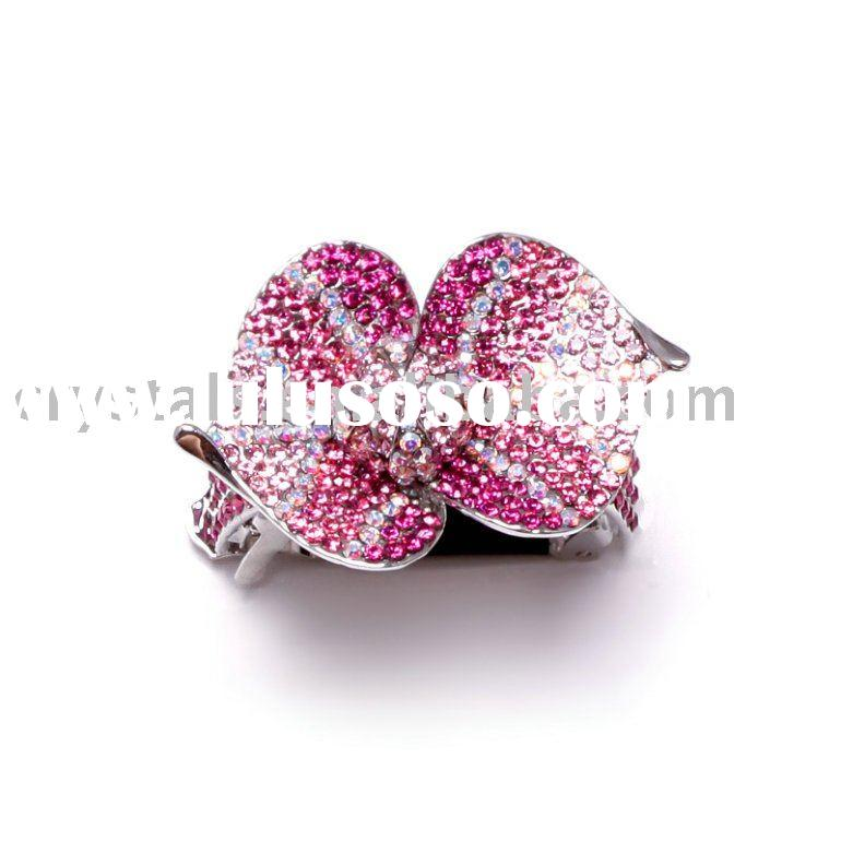 Flower Hair Accessories, Fashion Hair Jewelry,Fashion claw
