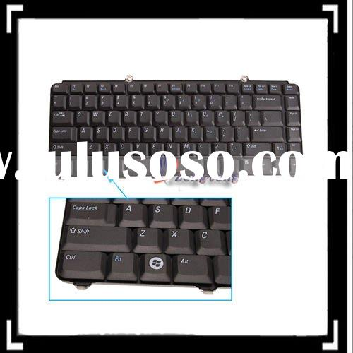 For Dell Inspiron 1420 1520 1521 1525 1526 Wireless Laptop Keyboard (Black)