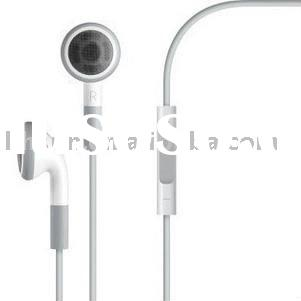 For iPod iPhone 3G 3GS 4G Mic Headset Headphone Earphone