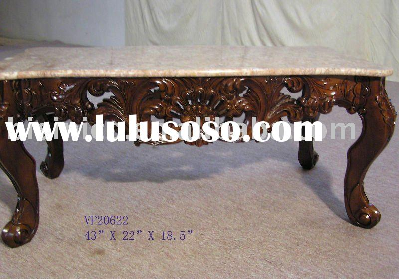French Round Coffee Table French Provincial Coffee Table
