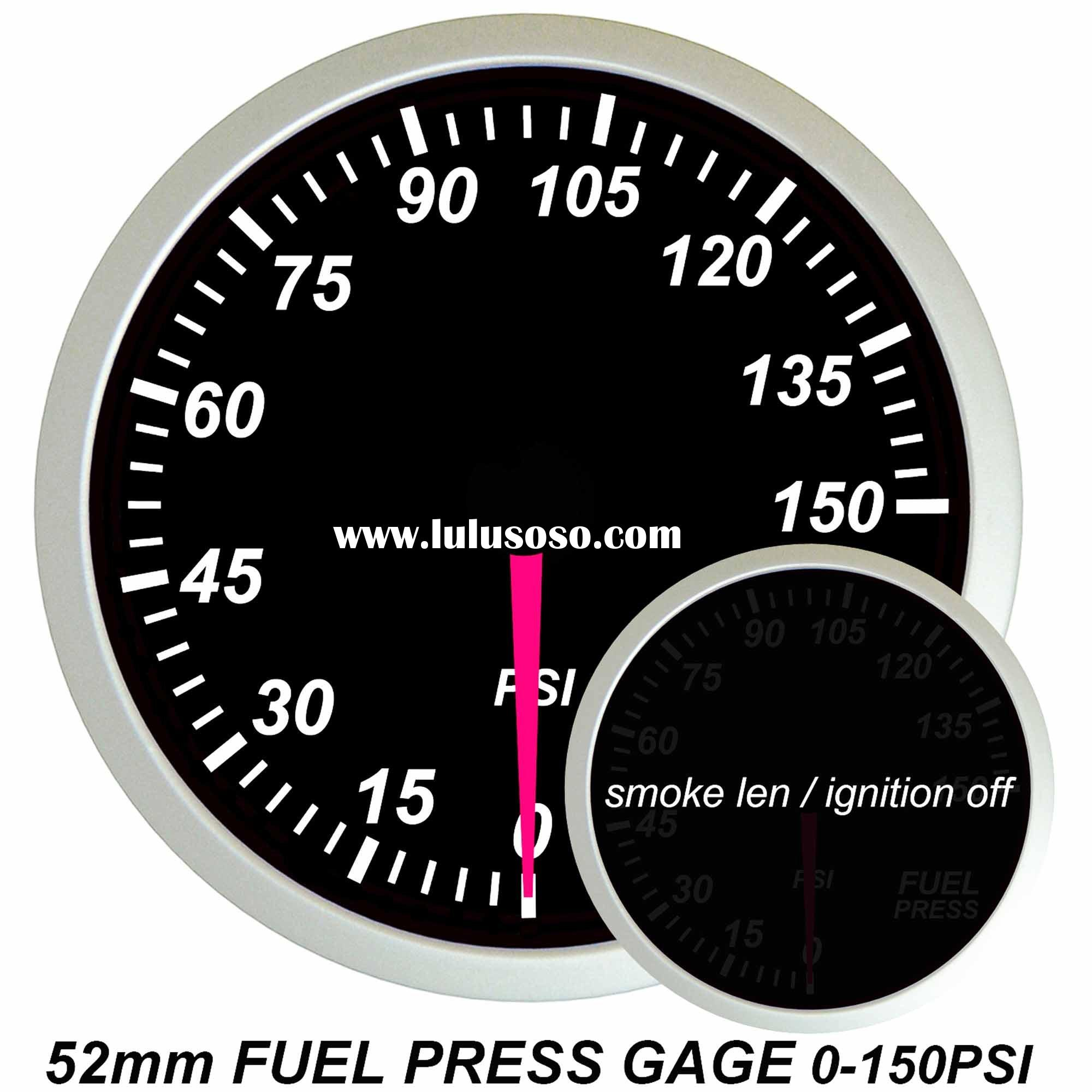 Fuel Pressure Gauge (auto meter, auto part)