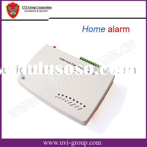 GSM Alarm with SMS sending and Remote control GSM-SIM3A