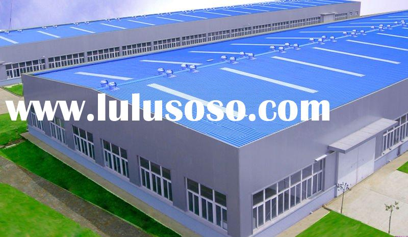 Galvanized Light Steel structure building 18