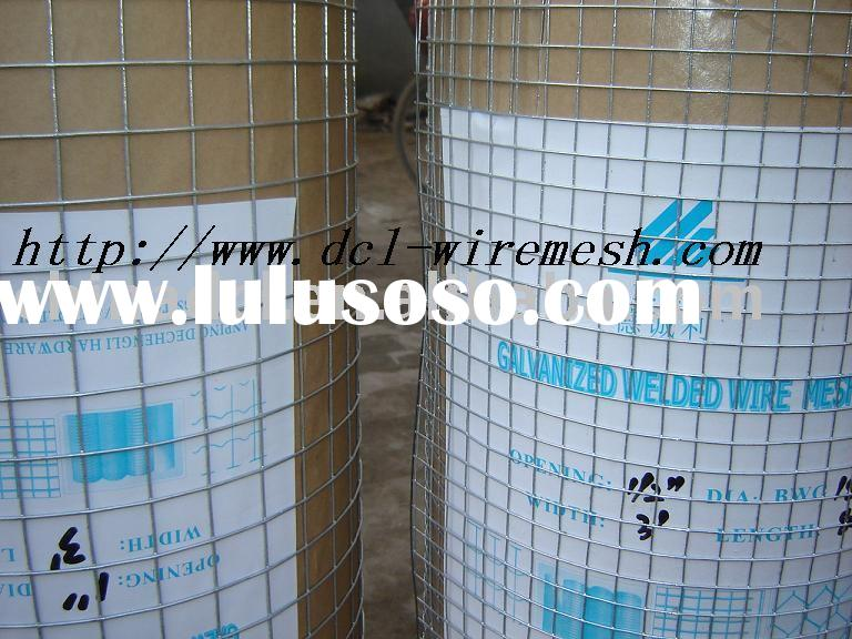 Galvanized Welded Wire Mesh Roll,Welded Mesh Fence
