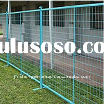 Galvanized Wire Mesh Fence, PVC Coated Wire Mesh Fence