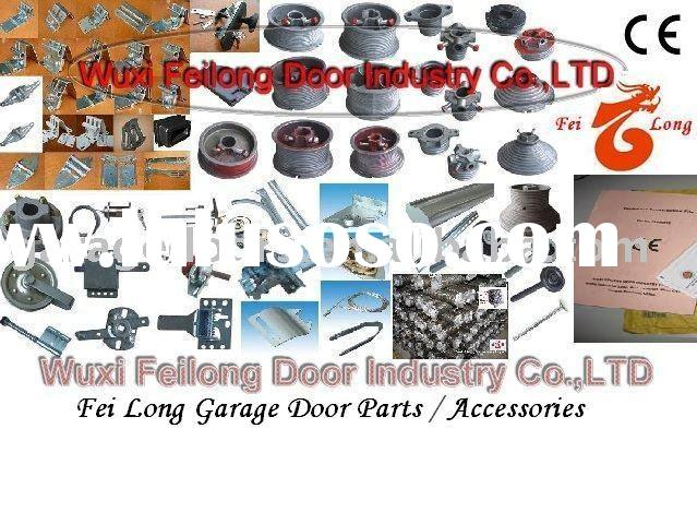 Garage Door Parts --- Hinges, Torsion Springs, Rollers, Cable Drums, Track Kits, Brackets, Emergency