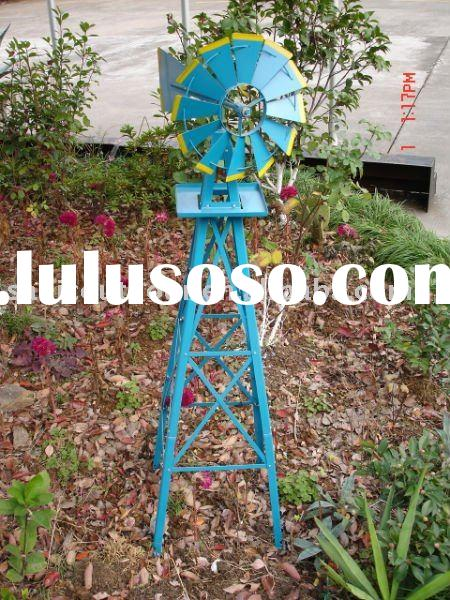 Garden windmill/metal windmill/garden decoration