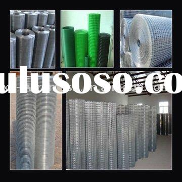 GuangZhou Xinyu hot-dipped galvanized welded wire mesh(manufacturer)
