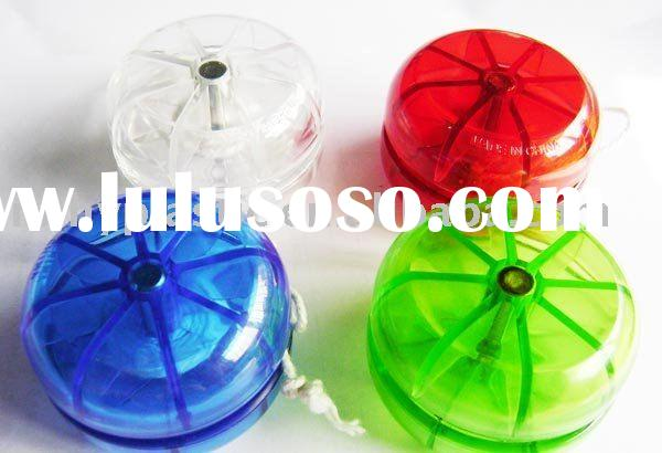 HY0906 Ps material Plastic Toy Yoyo ball
