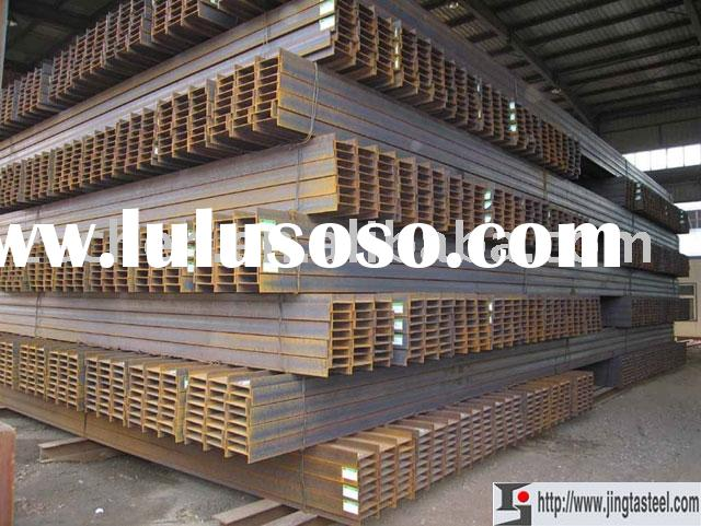 Steel h section manufacturers in lulusoso