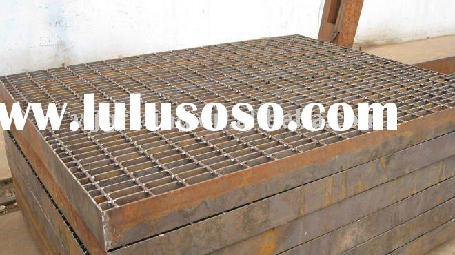 Heavy load steel grating,heavy duty steel grate,industrial heavy duty grid