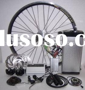 Hi performance and quality G-BK018 diy electric bicycle kit