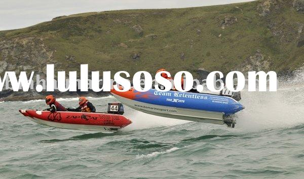 High Speed Boat Or racing boat Or thunder cat boat or zapcat boat BH-G430