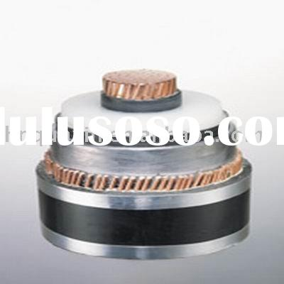 High Voltage Power Cable with Lead Sheath/underground cable