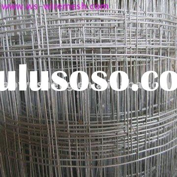 Hot Dipped Galvanized Welded Wire Mesh 3315